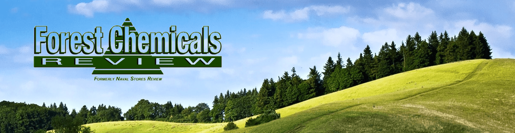 Forest Chemicals Review